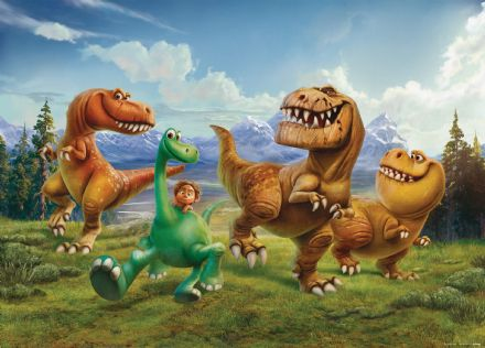 Disney The Good Dinosaur mural wallpaper 160x110cm